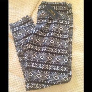 NWT Ralph Lauren pants / leggings